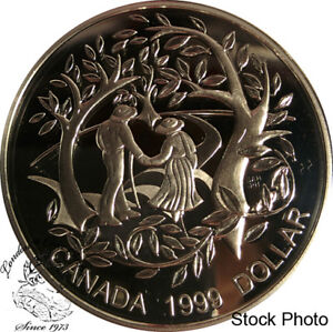 1999 international year of older persons coin