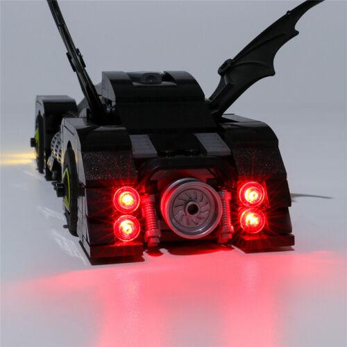 LED Licht Set Für 76119 LEGO DC Batman Batmobile Pursuit of The Joker Kit