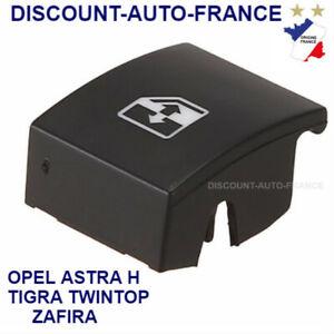 Bouton-de-Leve-Vitre-gauche-Opel-Astra-H-Zafira-B-cache-bouton-interrupteur