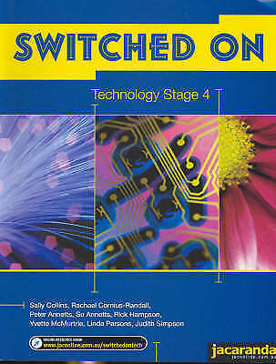 1 of 1 - Switched on Technology Stage 4 by Jon Collins (Paperback, 2006)