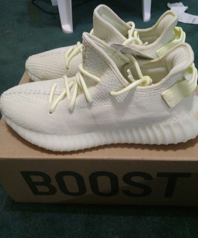 Adidas Yeezy Boost 350 V2 Butter Gum Kanye West Size 10.5