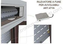 ART471N - Sensore a fune compatibile Bentel per Antifurto Tapparelle avvolgibili