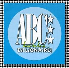 How to Be a... Zillionaire! by ABC (CD, 1985, Mercury)