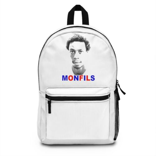 Made in USA Details about  /Gael Monfils Tennis Player Backpack