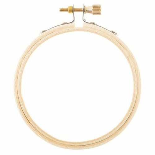 3 Inch Embroidery Hoops  Circle Cross Stitch Small Hoop Ring.