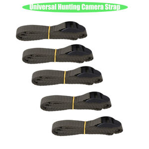 5x-Strap-Belt-Lanyard-Mount-For-CT007-CT008-SG-880-Wildlife-Trail-Hunting-Camera