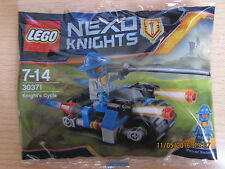 LEGO 30371 NEXO Knight's Cycle Polybag with Minifigure NEW & SEALED