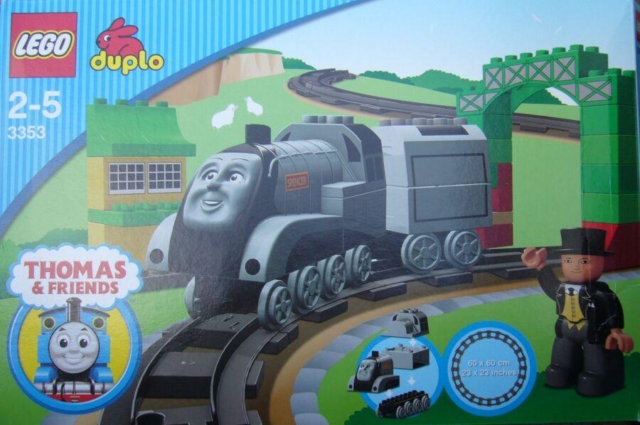 Nuevo Lego Duplo Tren Thomas Y Amigos 3353 Spencer y Sir Topham Hatt Sellado