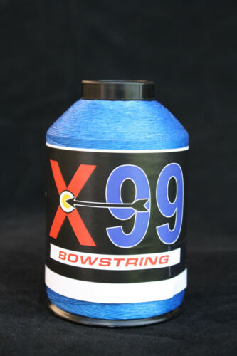BCY X99 Bowstring Material 1//8# Blue Bow String Making
