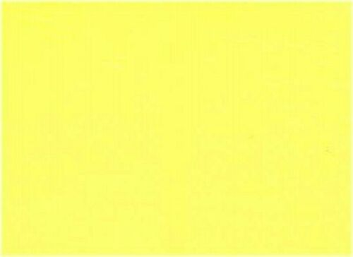 1 Blatt Tiziano Pastell Papier Limone  50x65 cm160 g