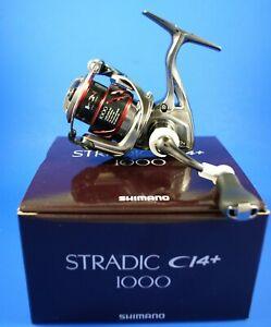 6ae9c040970 Shimano Stradic Ci4+ 1000 FB // STCI41000FB // Front Drag Fishing ...