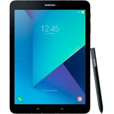 """Samsung Galaxy Tab S3 9.7"""" 4G 9.7/24,64cm 4GB 32GB Negro Libre Nuevo 2 Años d..."""
