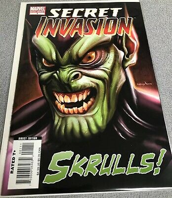 one shot SECRET INVASION REQUIEM #1 avengers THOR HULK IRON MAN 1st print COMIC