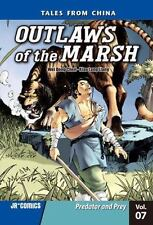 Outlaws of the Marsh 7: Predator and Prey