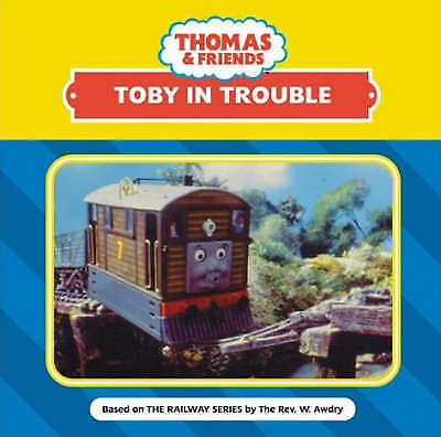 Toby in Trouble, Awdry, Wilbert V., Excellent Book