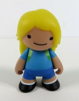 Long Hair Finn Adventure Time Fresh 2 Death Vinyl Mini Series by Kidrobot