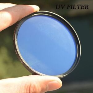 Digital-Protector-New-Durable-High-Quality-UV-Camera-52mm-58mm-Filter-Lens