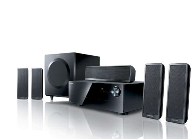 Samsung Ht As730s 5 1 Channel Home Theater System Ebay