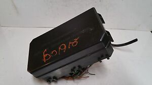 2006 06 ford focus 2.0l fuse box block relay panel used ... 2007 ford focus fuse box location