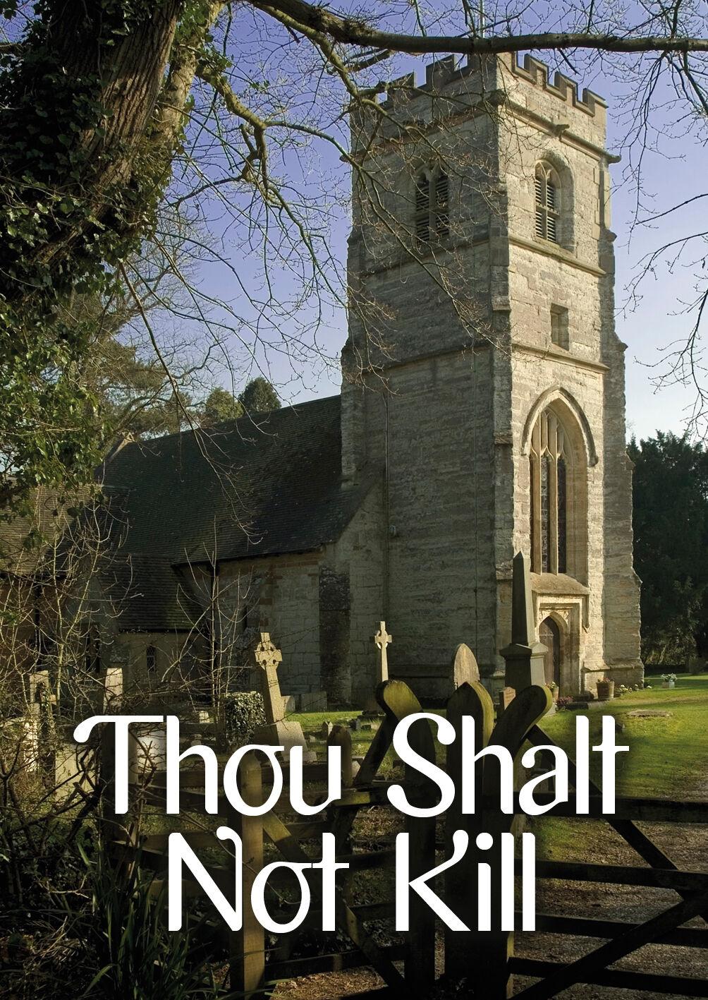 Thou Shalt Not Kill  - 6, 8, 10, 12  player games