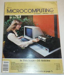Kilobaud Microcomputing Magazine 6800 Systems October 1979 112014R