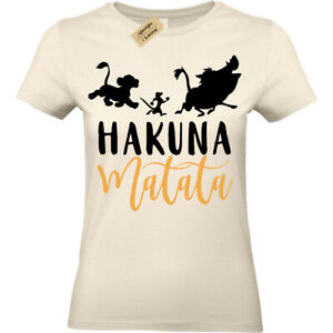 Hakuna Matata Standard Women/'s T-Shirt