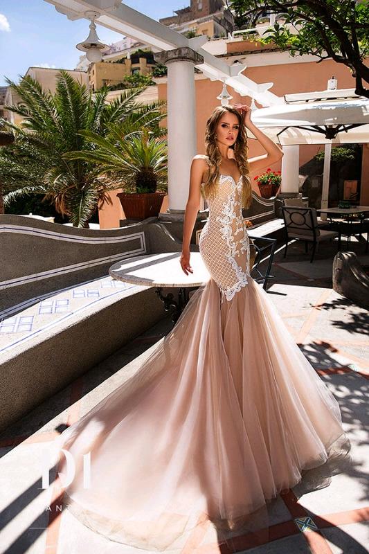 Custom made designer wedding dresses | Port