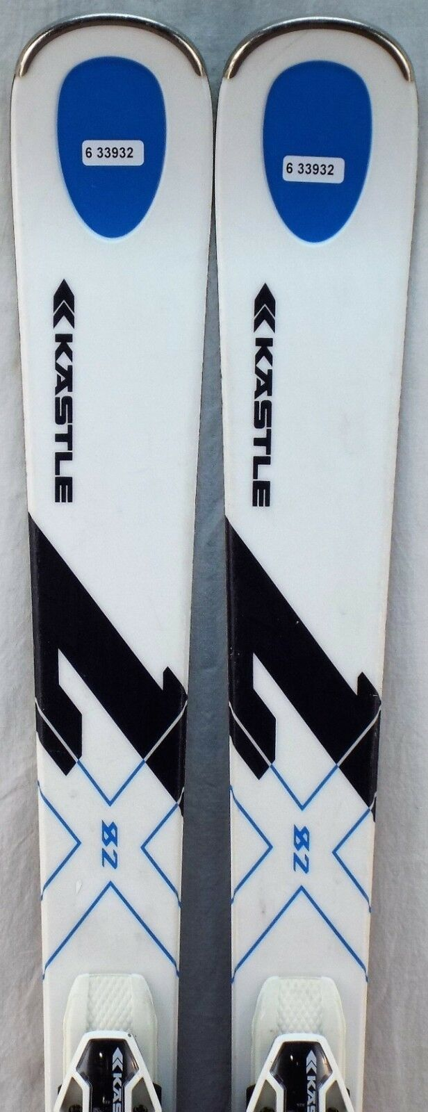 15-16 Kastle  LX82 Used Women's Demo Skis w Bindings Size 156cm  high-quality merchandise and convenient, honest service