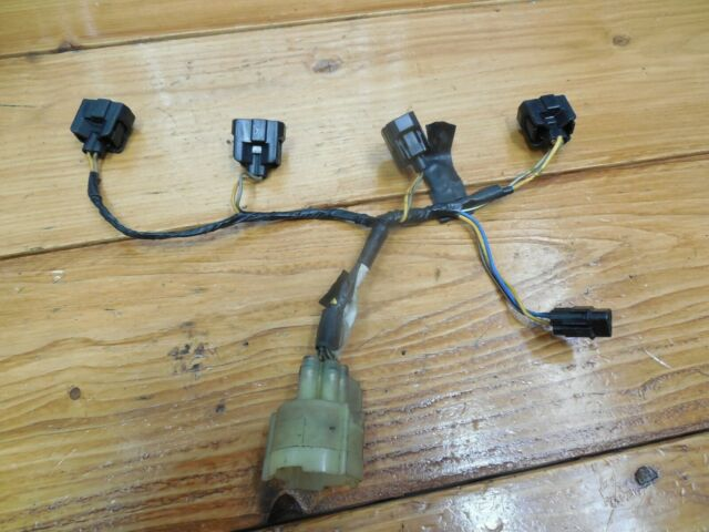 04-07 Suzuki Hayabusa Busa Gsxr1300 OEM Injector Wiring Harness Wire on