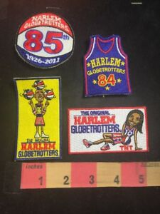 Female TNT #18 Jersey HARLEM GLOBETROTTERS Comedy Circus Basketball Patch O00S