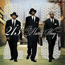The Hard Way [Clean] [Edited] by 213 (CD, Aug-2004, TVT (Dist.))