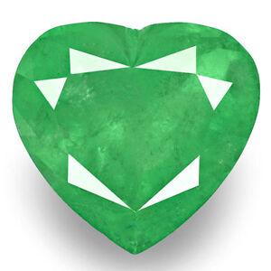 14-61-Carat-Rare-Bright-Grass-Green-Natural-Heart-Shaped-Colombian-Emerald