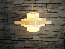 60s Plexiglas Lampe Entwurf Hecht Leuchten Pendelleuchte  ceiling pendant lamp