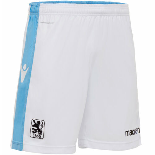 TSV 1860 München macron Herren Fußball Fan Sport Auswärts kurze Hose Shorts neu