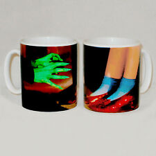 Dorothy's Ruby Slippers & Wicked Witch Mug Can Personalise Wizard Of Oz Gift
