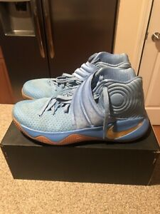 official photos 5927b 4b249 Details about Nike Kyrie 2 Nikeid Size 9 , Baby Blue