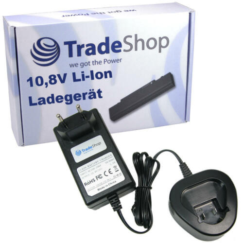 Premium 10,8V Li-Ion Akku Ladegerät für Bosch GLI 10.8 V-LI GLI10.8V-LI