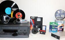 "Hi8 / Digital8 / Video8 / Minidv  als DVD ""Auktionspreis pro 15min nur 1,49€"""