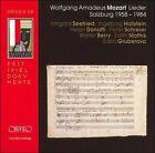 Mozart: Lieder (CD, Aug-2006, 2 Discs, Orfeo)