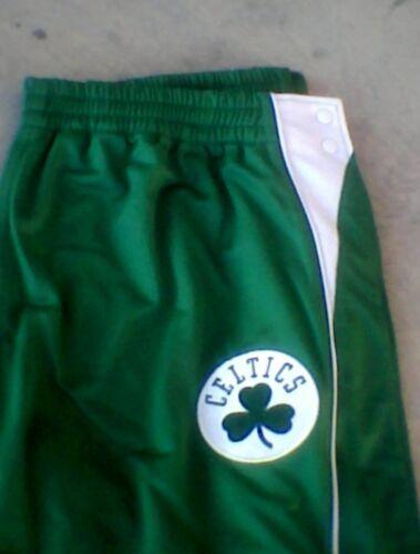 Boston CELTICS Green Basketball Warm Up Pants NWT Tall 2XL 3XL 4XL 2XLT 3XLT NE