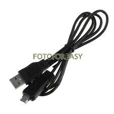 USB Data Cable for Sony VMC-MD3 DSC-W350 W380 TX5 T10 TX10 T70 T99 T100 HX9V H70