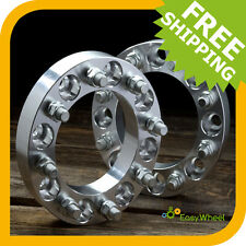 Wheel Spacers Adapters fits 8 lug Chevy and GMC 2 inch