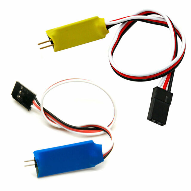 RC Receiver Single-Channel Controlled Switch Car Light Remote For RC Model Car^P