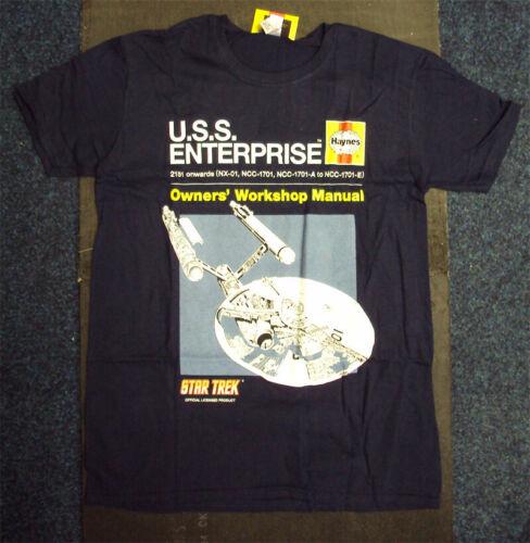 Star Trek-USS Enterprise T-Shirt