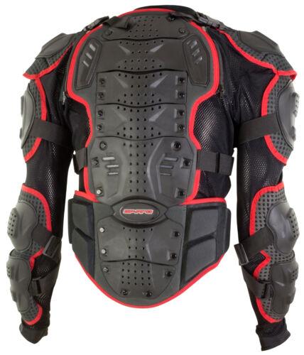 NEW GP-PRO BALLISTIC FULL BODY ARMOUR PROTECTOR PROTECTION JACKET MX MOTOCROSS