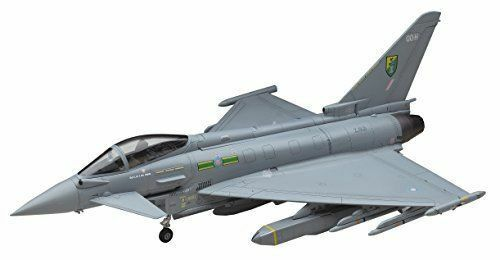 Hasegawa 1 72 Eurofighter Typhoon Single Seater Model Kit NEW from Japan