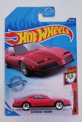 hot wheels 2020 84 pontiac firebird red muscle mania ebay hot wheels 2020 84 pontiac firebird red muscle mania ebay