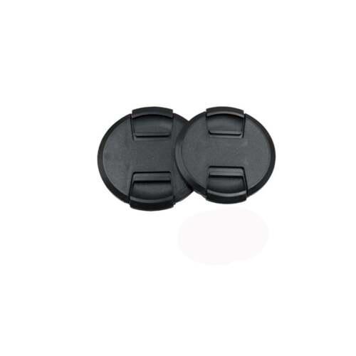 Para Canon Nikon 40.5-82mm Lente Nuevo Universal De Seguridad Cubierta de protección contra el polvo