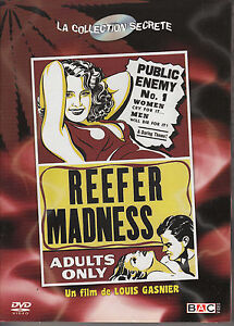 RARE-DVD-REEFER-MADNESS-DOPED-YOUTH-LOUIS-GASNIER-1936
