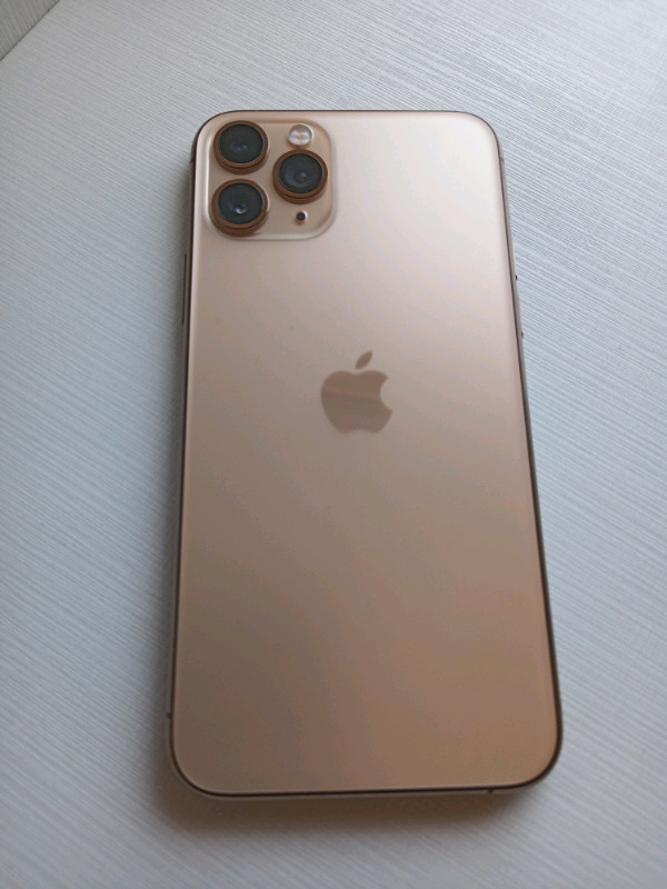 iPhone 11 Pro 64Gb Gold Great condition